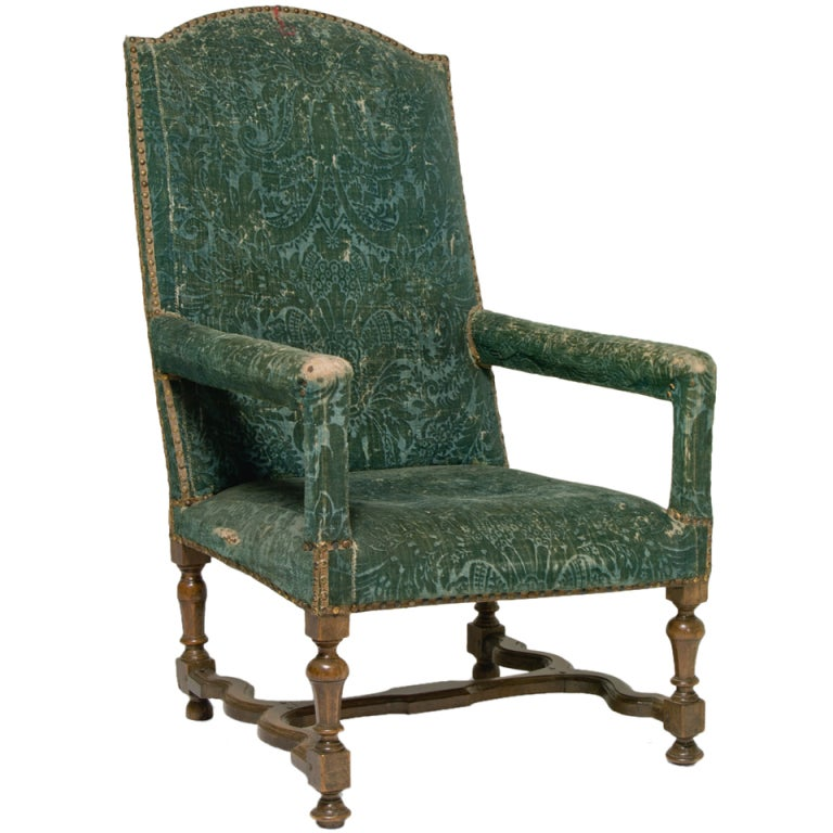 louis xiv fauteuil. Black Bedroom Furniture Sets. Home Design Ideas