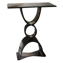 Étrier Table by Francois Salem