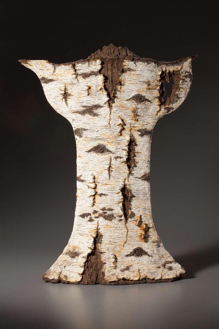 ceramic trompe l 39 oeil paper birch teapot by eric. Black Bedroom Furniture Sets. Home Design Ideas