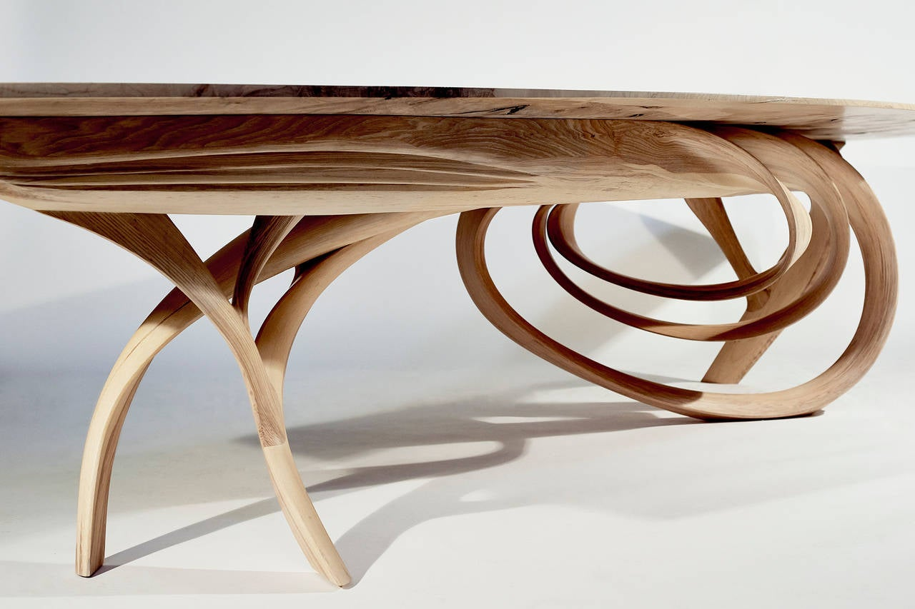Joseph Walsh Enignum Viii Dining Table Ire 2014 At 1stdibs
