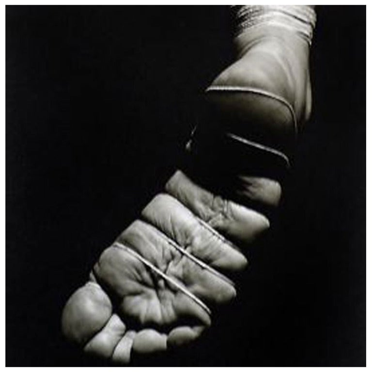 """Stephane Graff Photography """"Foot,"""" UK, 1992 For Sale"""
