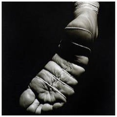 "Stephane Graff Photography ""Foot,"" UK, 1992"