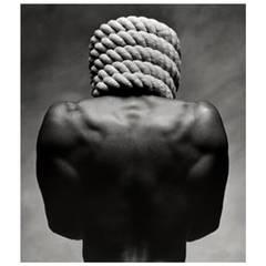 "Stephane Graff Photograph ""Ropehead"", UK, 1991"