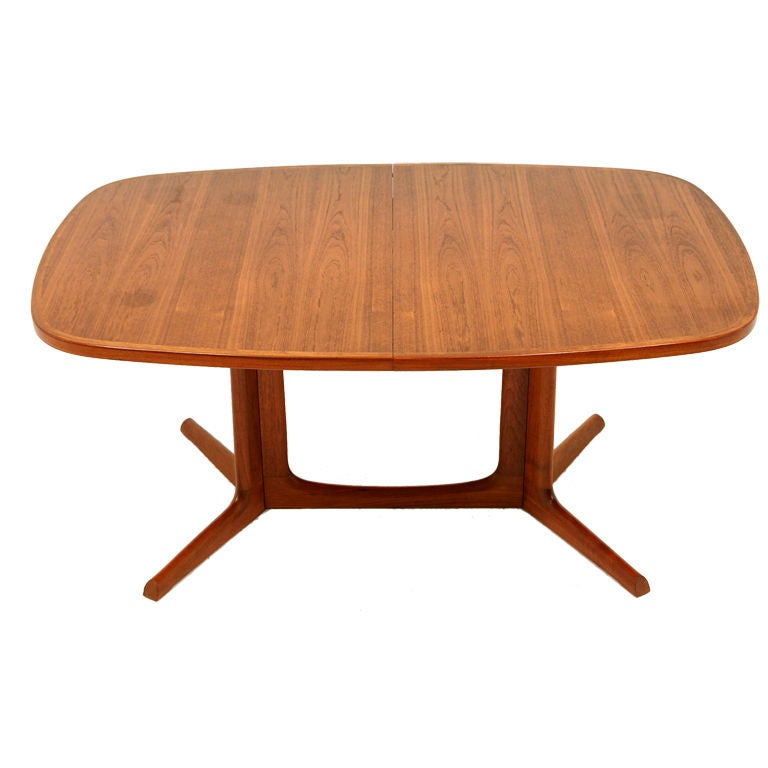 Large Teak Dining Table by Gudme Mobelfabrik at 1stdibs : XXX905412969338991768 from www.1stdibs.com size 768 x 768 jpeg 38kB