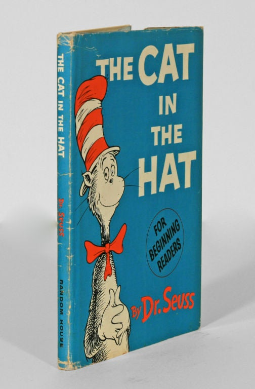 Dr Seuss The Cat In The Hat At 1stdibs