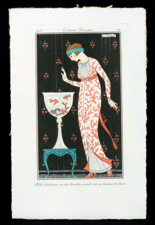 French BARBIER, GEORGE, et al. -  Journal des Dames et des Modes For Sale