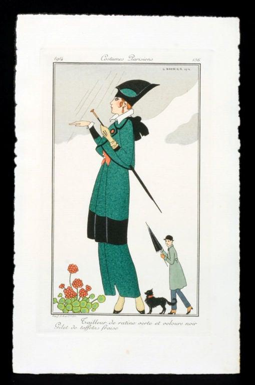 20th Century BARBIER, GEORGE, et al. -  Journal des Dames et des Modes For Sale