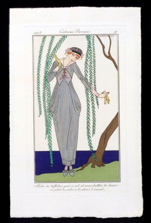 BARBIER, GEORGE, et al. -  Journal des Dames et des Modes For Sale 1