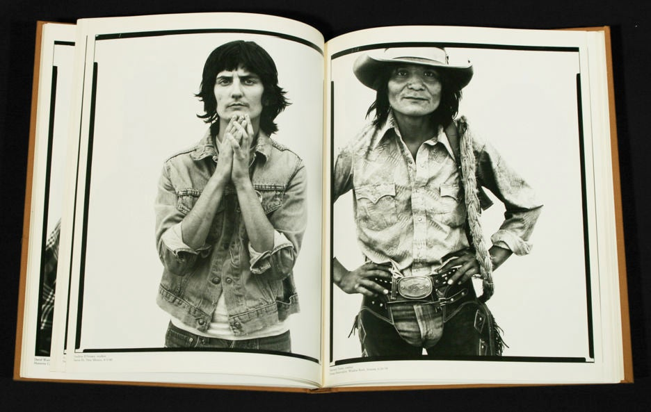 richard avedon american west essay Academiaedu is a platform for academics to share research papers skip to main how to read richard avedon was the 1985 exhibition of in the american west.