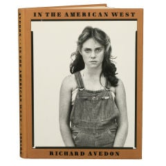 Richard Avedon - In the American West