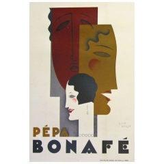 Jean Carlu - Pépa Bonafé