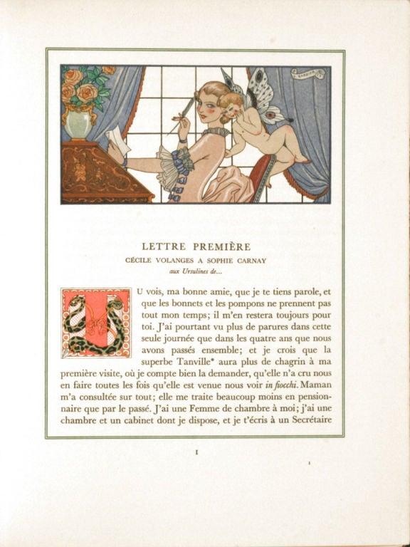 George Barbier, Choderlos De Laclos: Les Liaisons Dangereuses 5