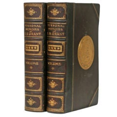 Ulysses S. Grant - Personal Memoirs, First Edition