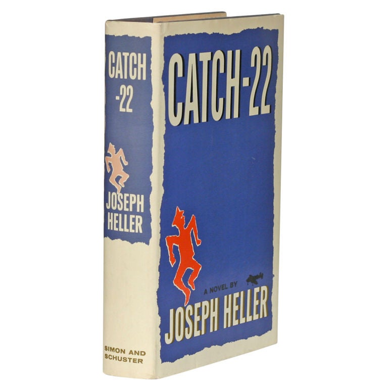 catch 22 is a cult classic american literature Catch-22: how the cult classic was adapted for the stage more than half a century after it was published 'catch-22' will make its british stage debut next week.
