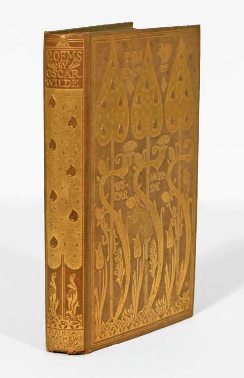 LIMITED EDITION, one of 220 copies SIGNED BY WILDE. A bright copy.<br />