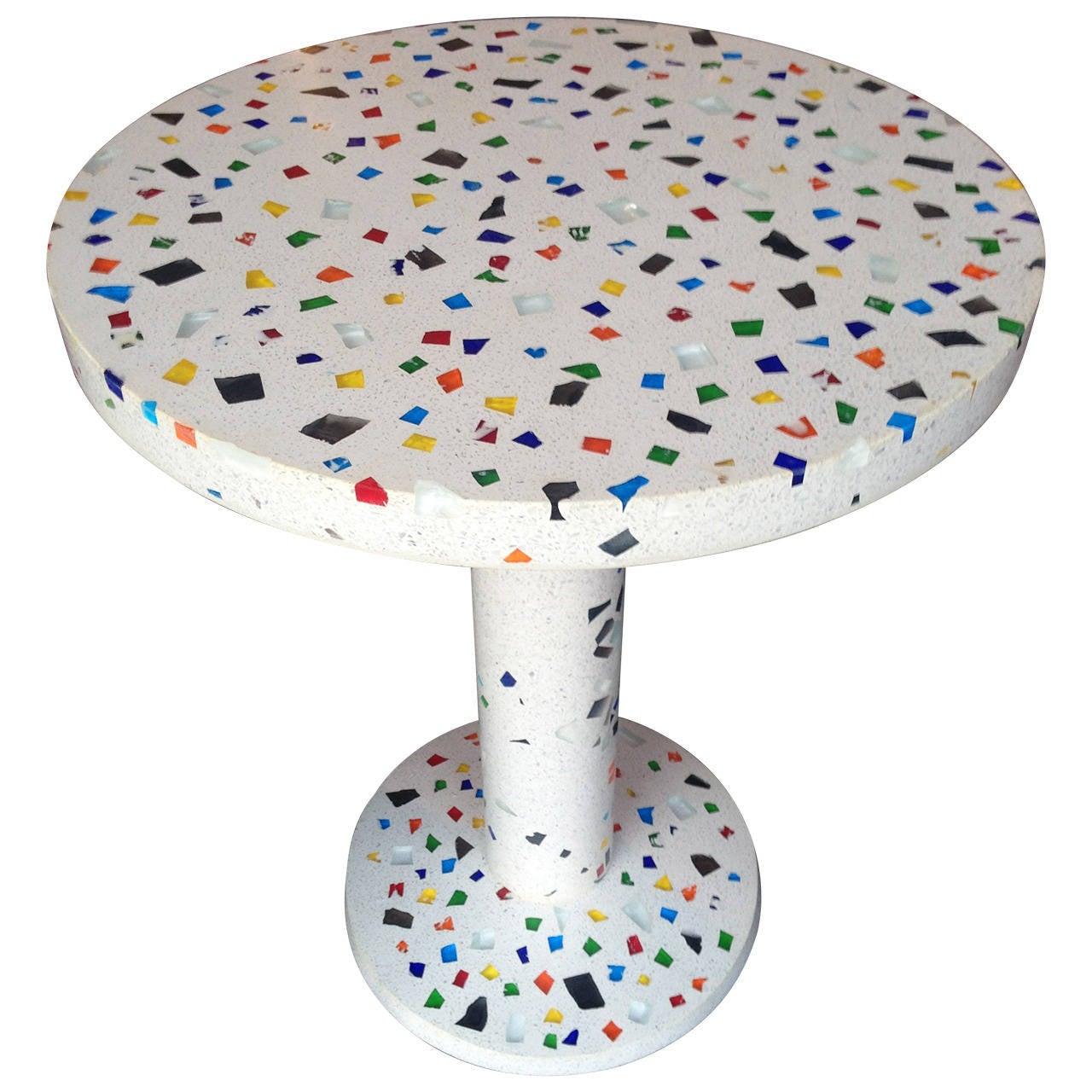 shiro kuramata kyoto round table  at stdibs - shiro kuramata kyoto round table