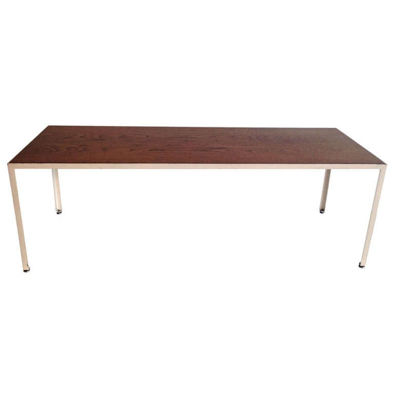 George Nelson Steelframe Coffee Table By Herman Miller 1958 At 1stdibs