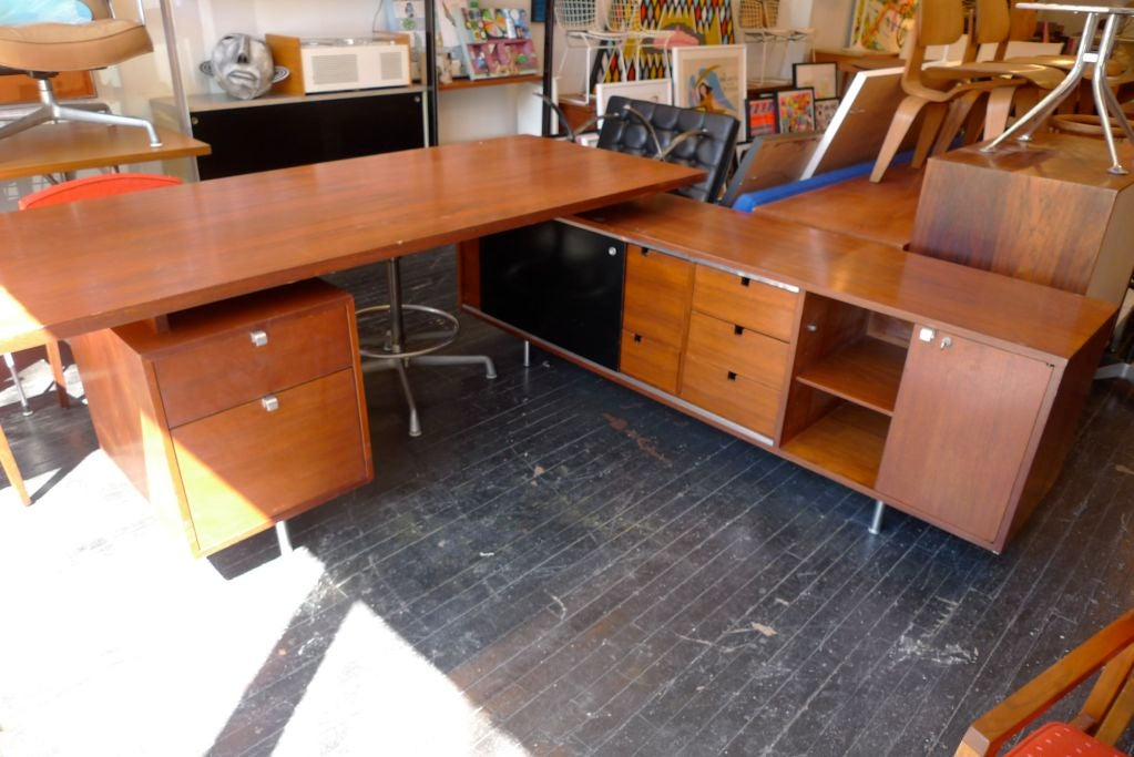 george nelson for herman miller executive desk and return 2