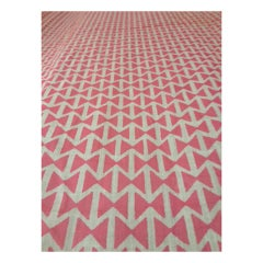 Alexander Girard Sheer Double Triangles Textile Heman Miller
