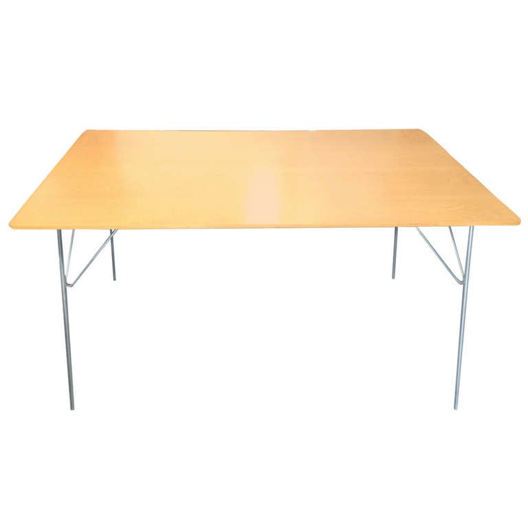 Charles And Ray Eames DTM Dining Table Herman Miller At 1stdibs