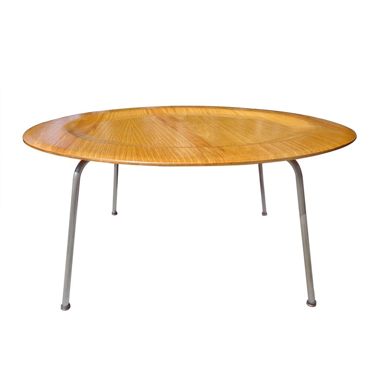 eames ctm coffee table herman miller c 1955 at 1stdibs. Black Bedroom Furniture Sets. Home Design Ideas