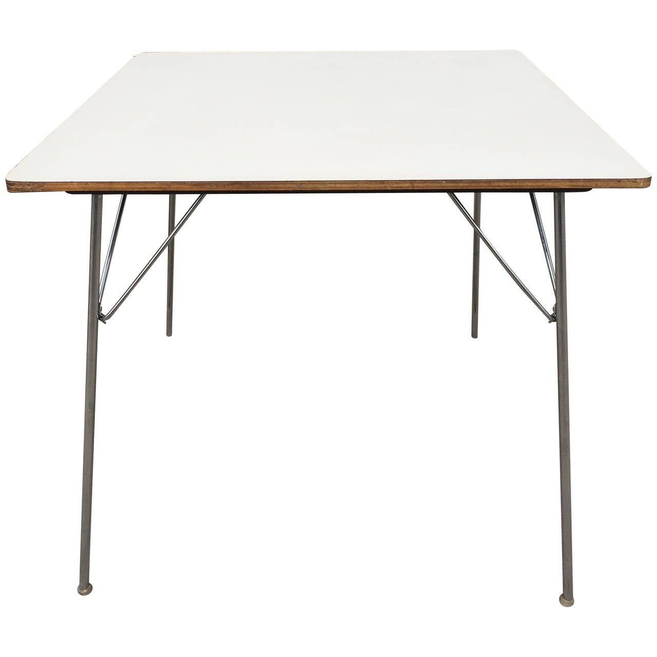 Charles and ray eames dtm table for herman miller circa for Table charles eames