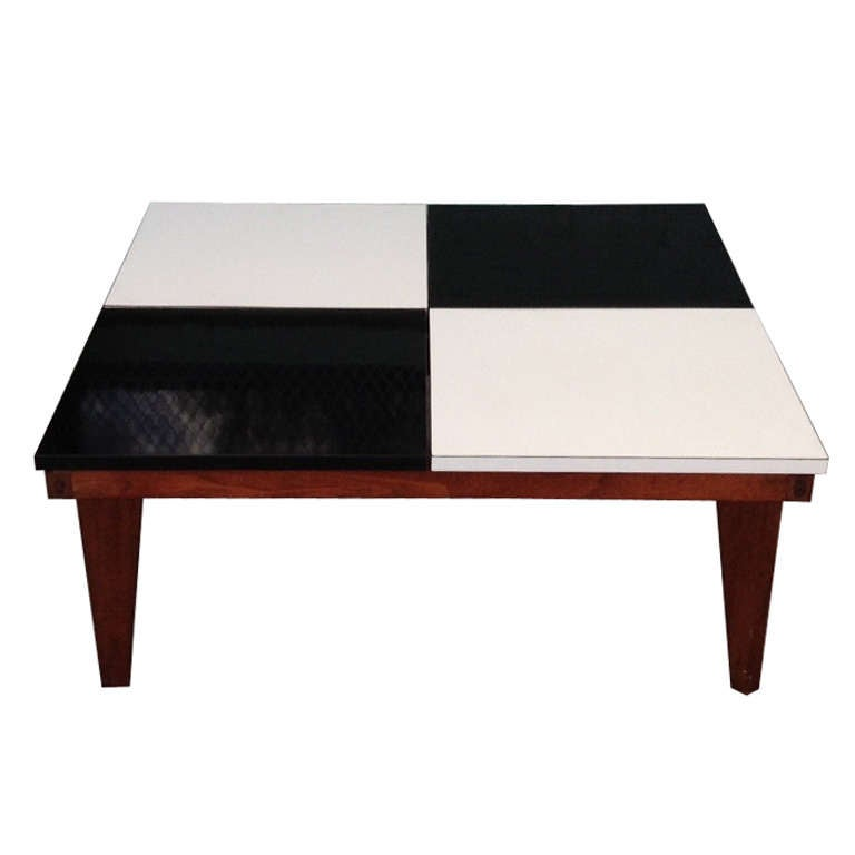 Table Top 1955: Lewis Butler Prototype Coffee Table Knoll, 1955 At 1stdibs