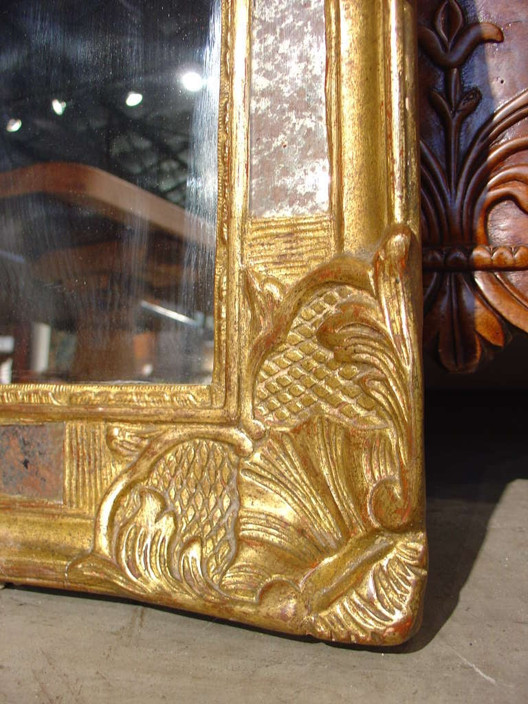 Early 1900s French Mirror Parecloses At 1stdibs