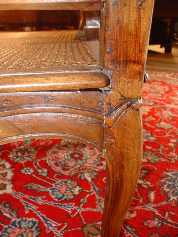 Period regence chaise longue at 1stdibs for Chaise longue 5 plazas