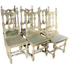 Chair french louis xv style chair wooden dining chair louis arm chair - 18th Century Walnut Wood Italian Armchair At 1stdibs