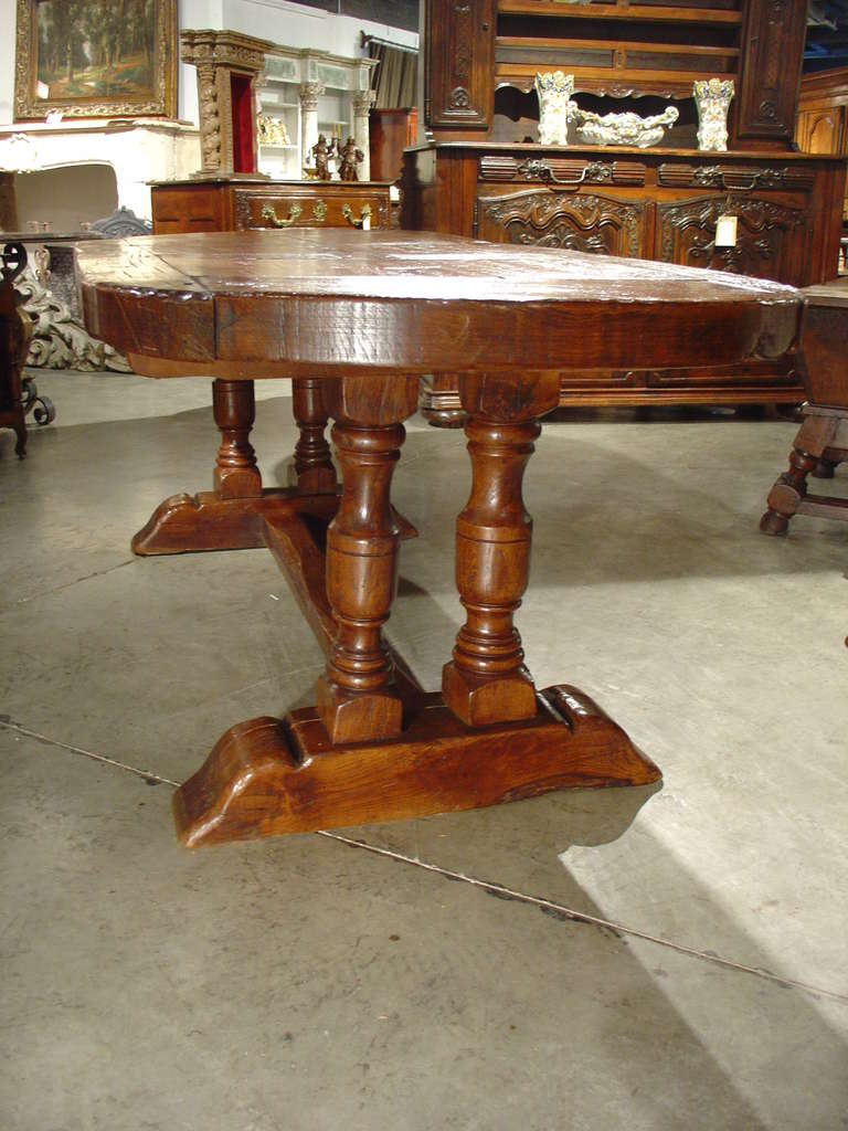 Antique Monastery Style Table From France At 1stdibs