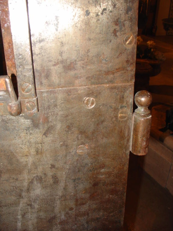 Antique Wine Cellar Door From France At 1stdibs