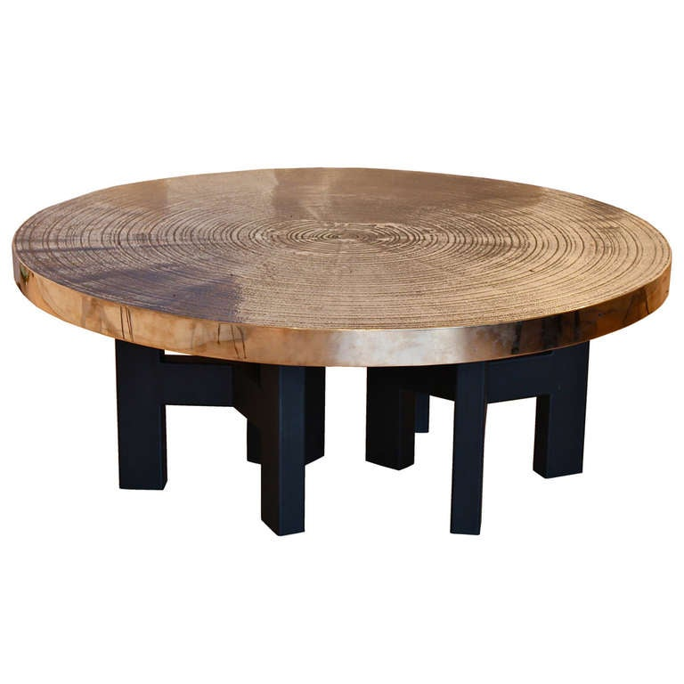 goutte d 39 eau table by ado chale at 1stdibs. Black Bedroom Furniture Sets. Home Design Ideas