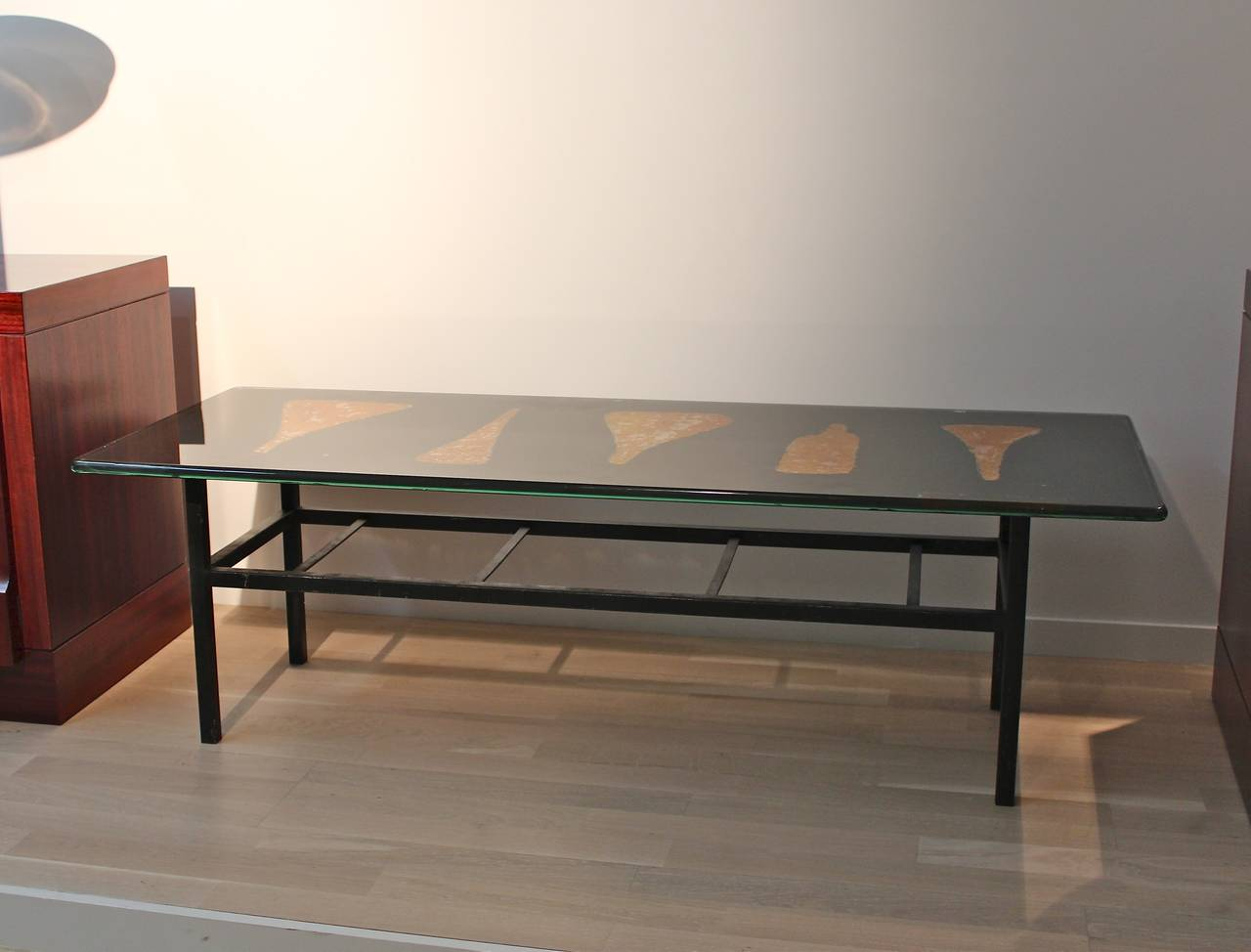 Mid-20th Century Table by Angelo Bragalini For Sale