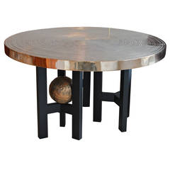 Center Table by Ado Chale