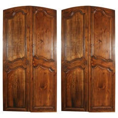 Set of Four French Provincial Doors