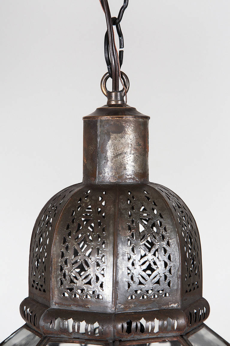 Moroccan Pendant Light Large Shaped For Sale At 1stdibs