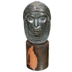1930s Algerian Head