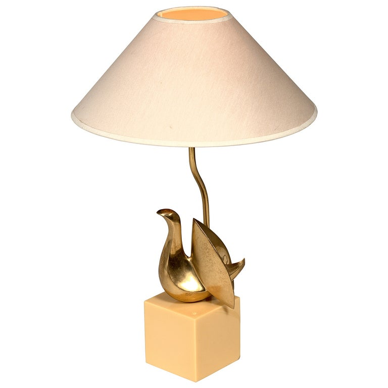 Table Lamp by Philippe Jean For Sale