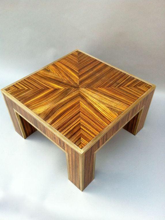 Elegant Coffee Table At 1stdibs