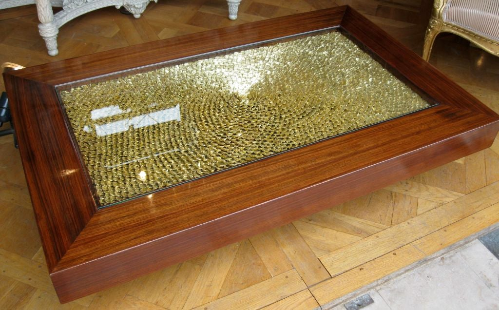 Large and unusual coffee table at 1stdibs for Weird coffee table