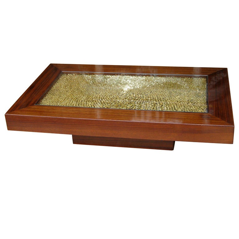 large and unusual coffee table at 1stdibs