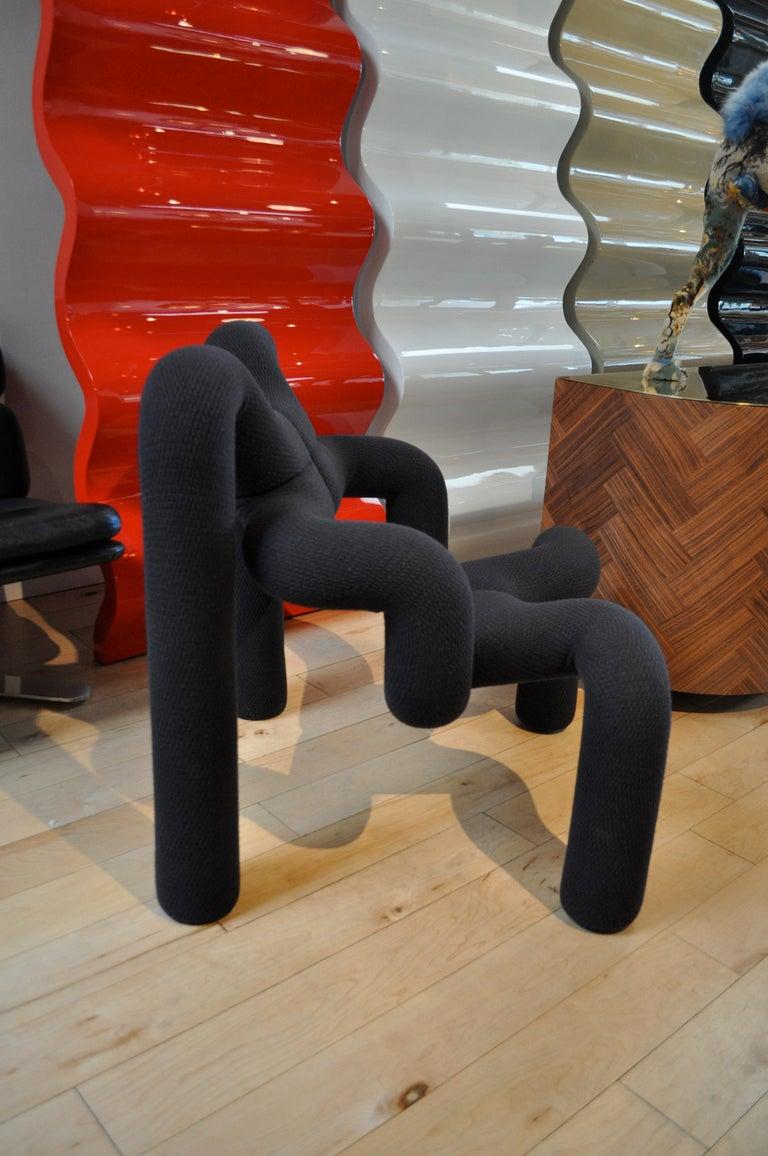 Pair Of Ekstrem Chair By Terje Ekstrom At 1stdibs