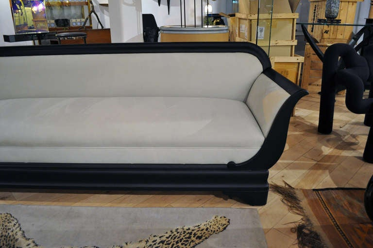 C 1920 39 S American Empire Style Sofa For Sale At 1stdibs