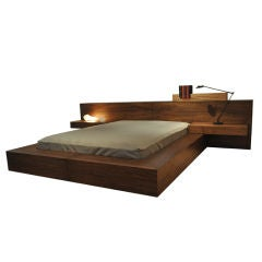 De Stijl Bed by Jorge L. Cruzata for Siglo Moderno