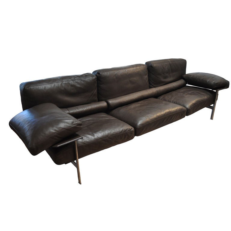 Diesis 3 Seater Sofa By Antonio Citterio For B Amp B Italia At