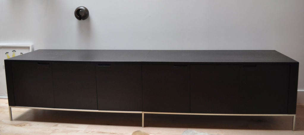 apta credenza by antonio citterio for b b italia at 1stdibs. Black Bedroom Furniture Sets. Home Design Ideas