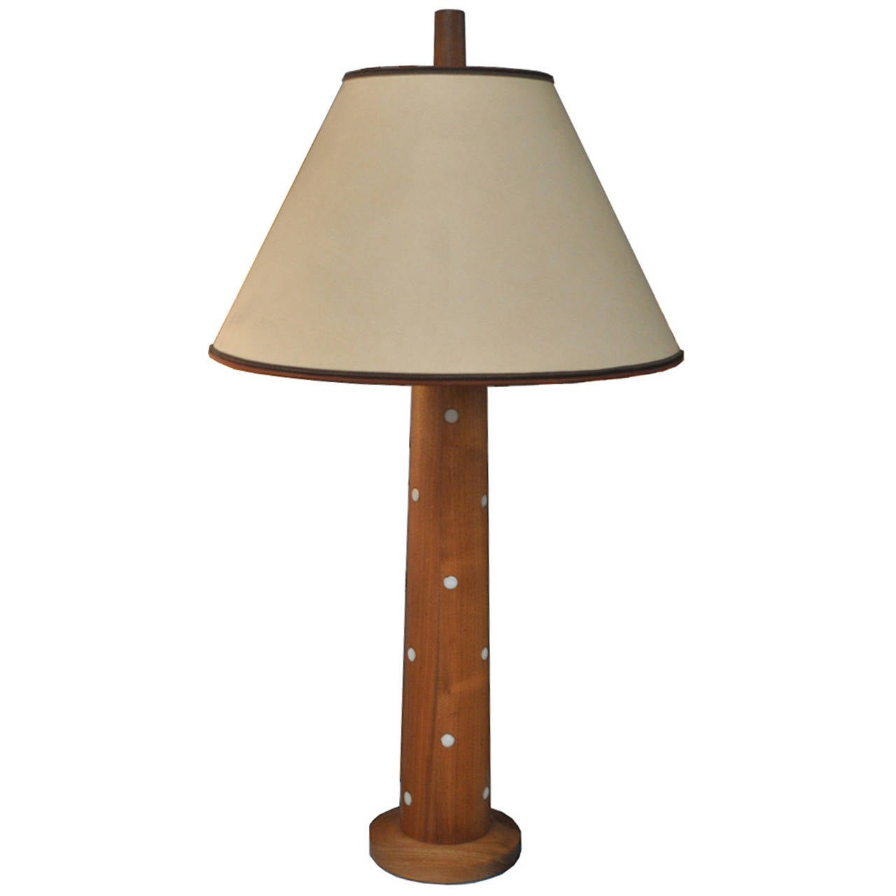 this mid century modern danish wood and ceramic lamp is no longer. Black Bedroom Furniture Sets. Home Design Ideas