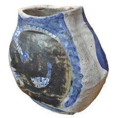 Mid-Century Danish Modern Ceramic Vase