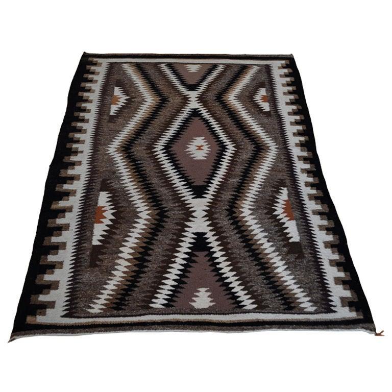 1960's Navajo Rug